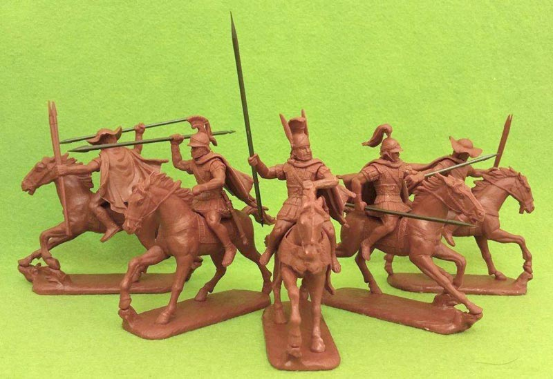Macedonian Thessalian Cavalry