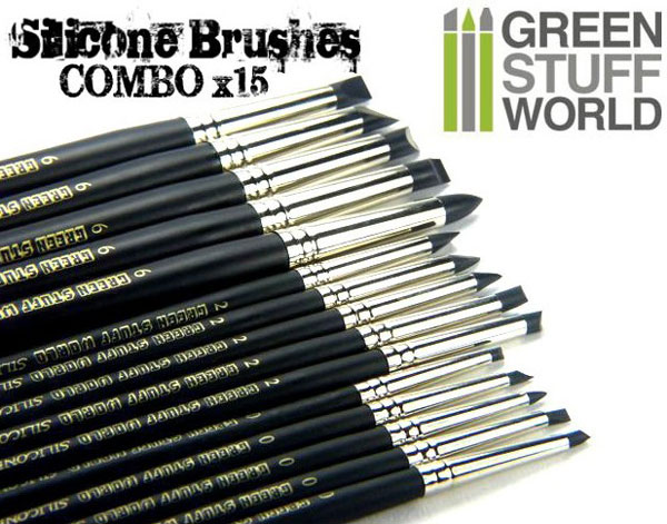 Color Shapers Brushes Size 6