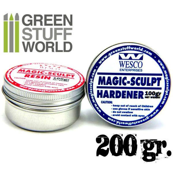 Magic Sculpt 200g