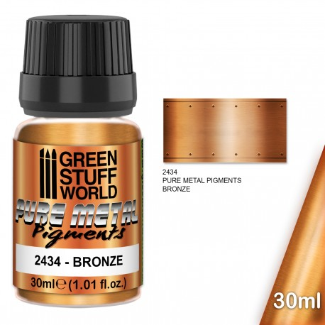 Pure Metal Pigment - Bronze