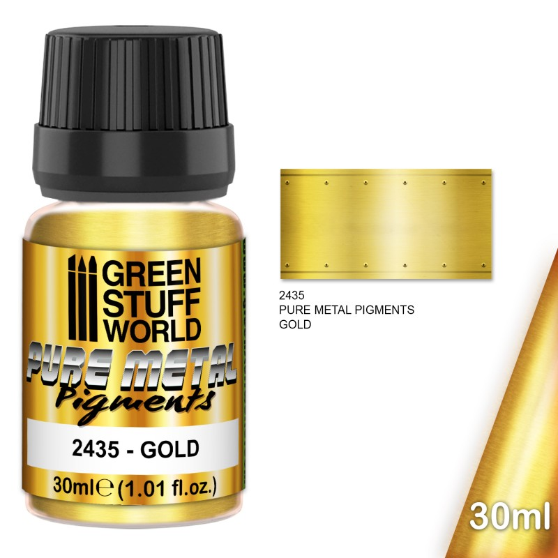 Pure Metal Pigments - Gold