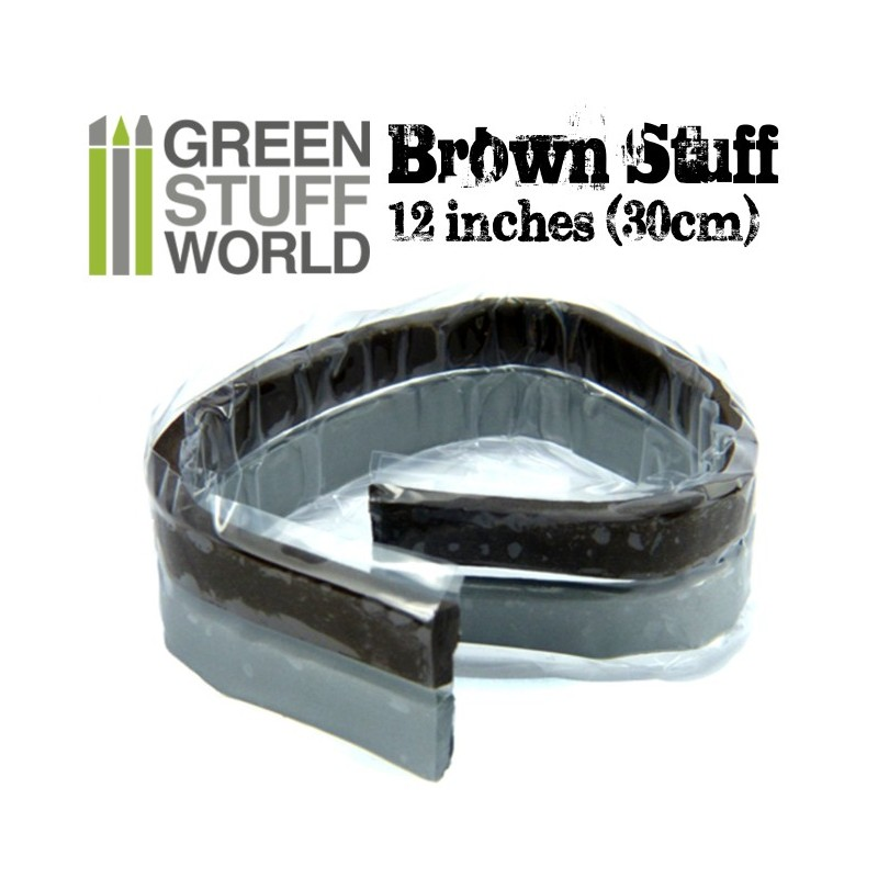 Brown Stuff Tape - 12 Inches