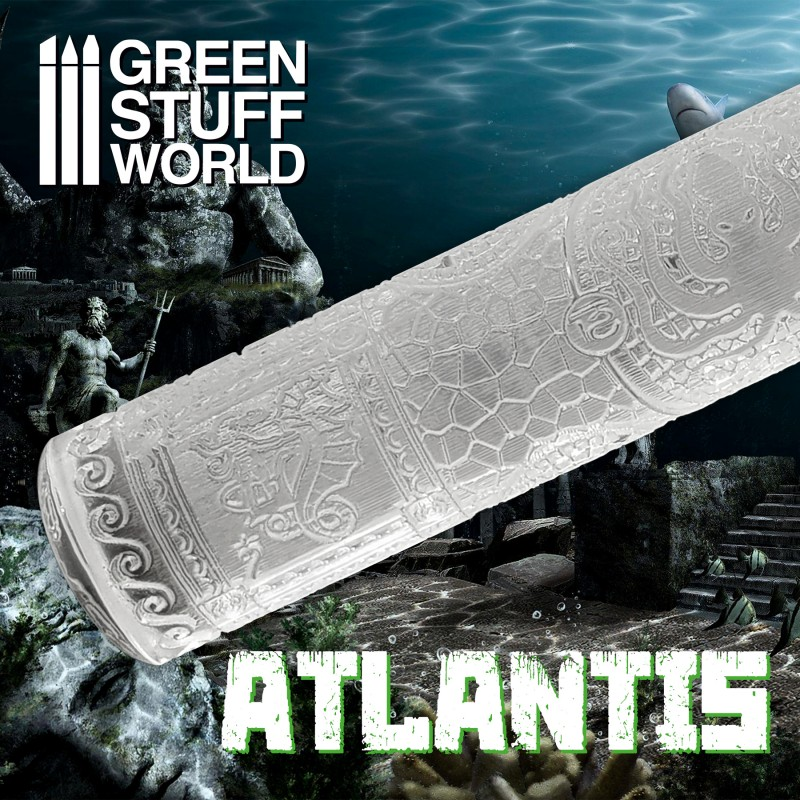 Rolling Pin - Atlantis