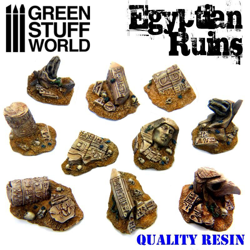 Egyptian Ruin Set