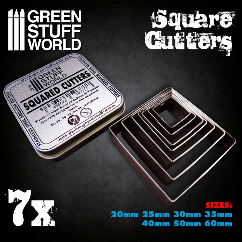 Squared Cutters for Bases