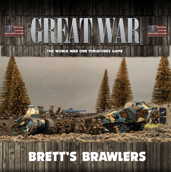 Great War - Bretts Brawlers - ONLY 1 AVAILABLE AT THIS PRICE