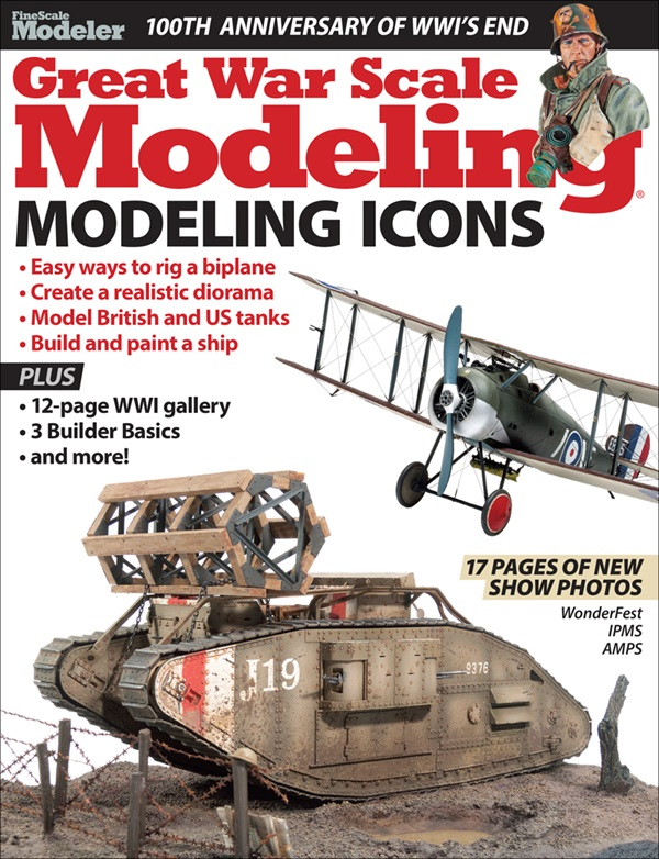 Great War Scale Modeling from FineScale Modeler