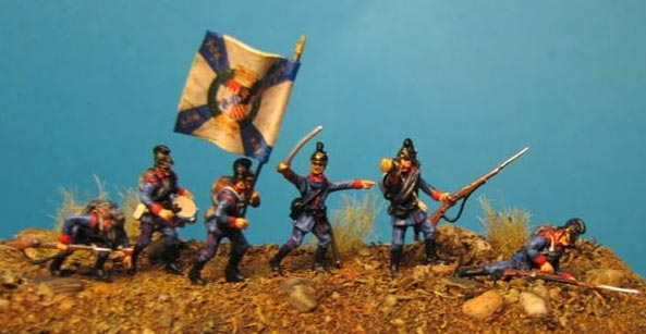 Franco-Prussian War 1870/71: Bavarian Command Set