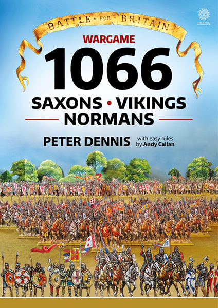 Battle For Britain: Wargame 1066. Saxons, Vikings, Normans
