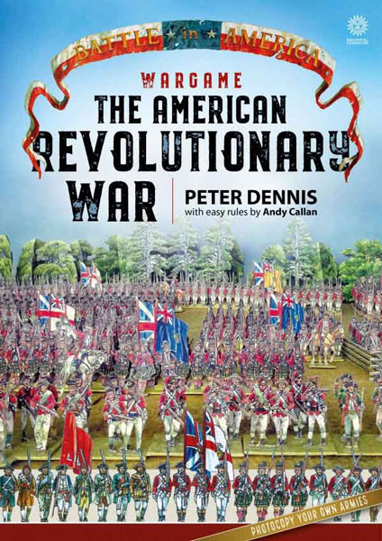 Battle In America Wargame - The American Revolutionary War
