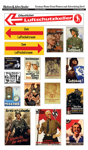 German Home Front Posters and Advertising 4