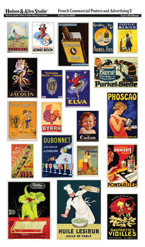 French Commercial Posters and Advertising 2
