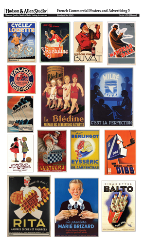 French Commercial Posters and Advertising 3