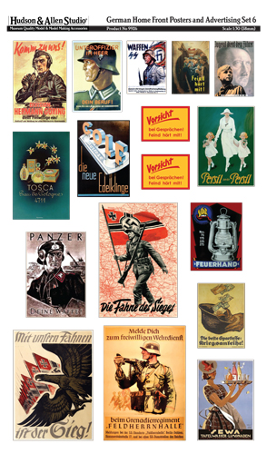 German Home Front Posters and Advertising 6