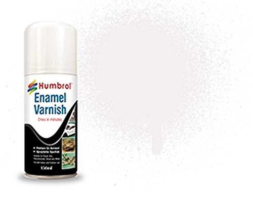 150ml Enamel Gloss Clear Poly Coat Spray