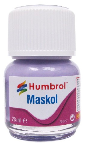 28ml Maskol Rubber Masking Liquid Bottle