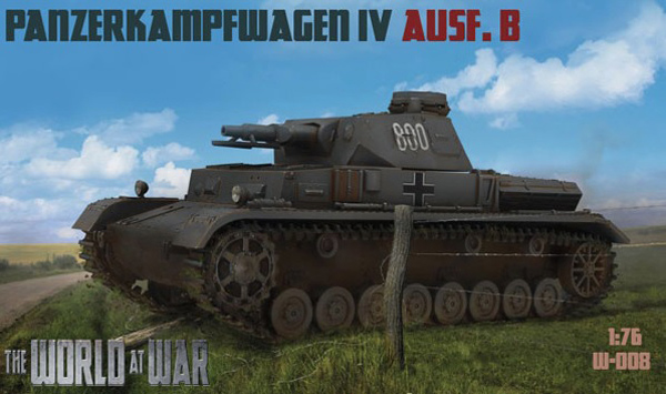 World At War Issue 8 and Pz.Kpfw.IV Ausf.B