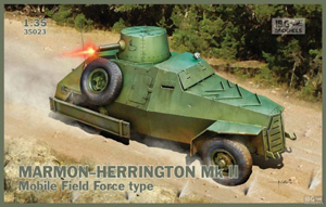 Marmon-Herrington Mk.II Mobile Field