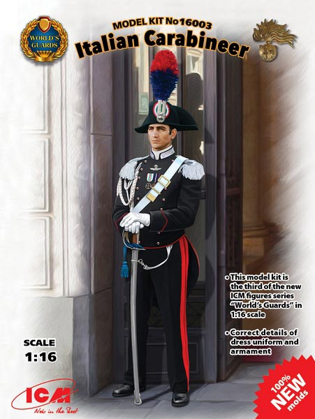 Italian Carabinier Worlds Guard (New Tool)
