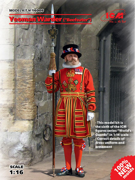 Yeoman Warder (Beefeater) Guard