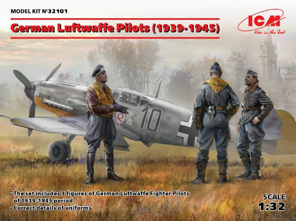 WWII German Luftwaffe Pilots 1939-1945 (3)
