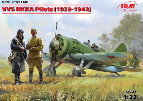 Soviet Air Force (VVS RKKA) Pilots 1939-1942