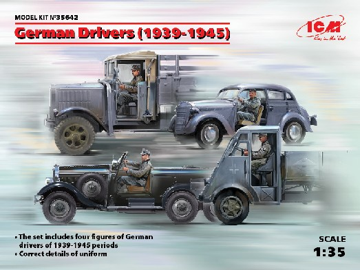 WWII German Drivers 1939-1945 (4)