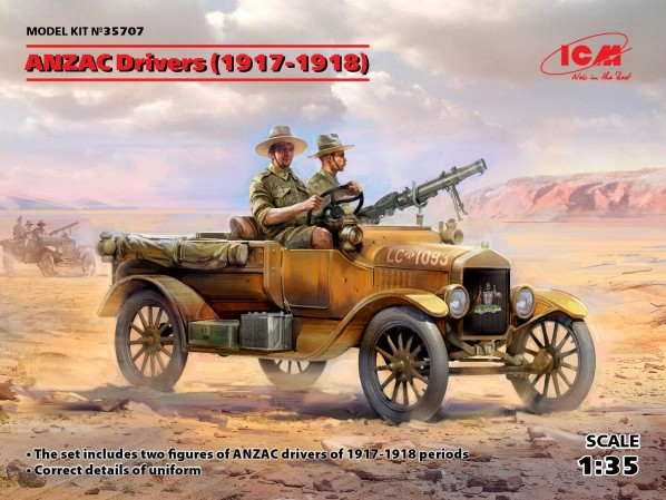 WWI ANZAC Drivers 1917-1918 (2)