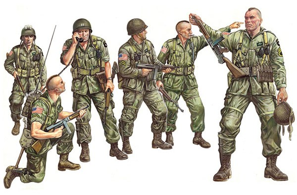 US Paratroopers D-Day (6)