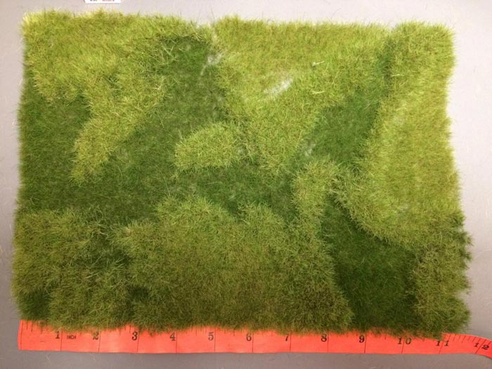 Scenic & Diorama: Grass Matting - Summer