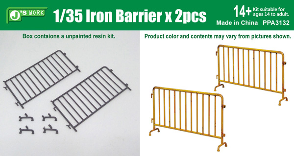 Iron Barriers