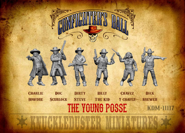 Gunfighters Ball - The Young Posse