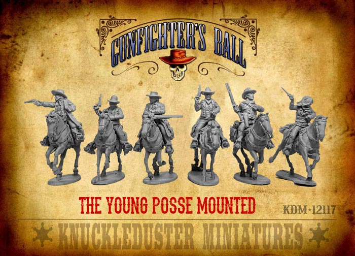 Gunfighters Ball - Mounted Young Posse Faction