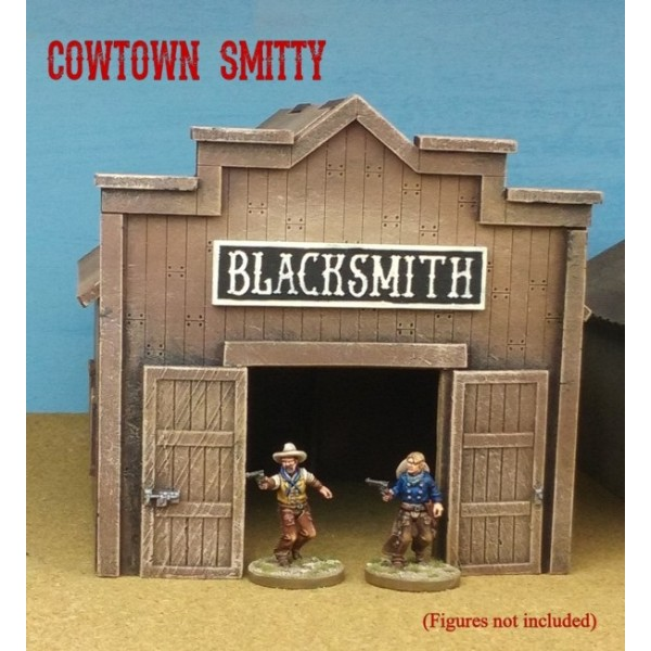 Cowtown Smithy