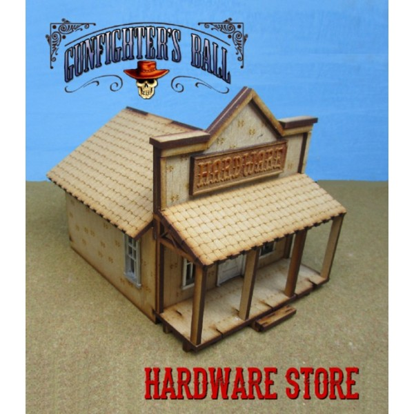 Cowtown Hardware Store