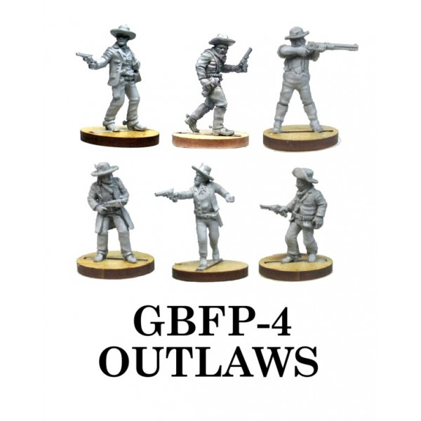 Gunfighters Ball - Outlaws Faction