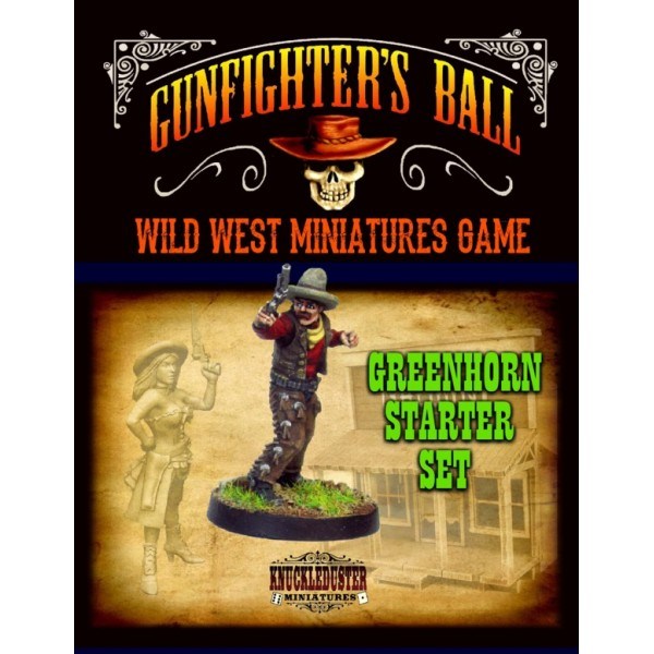 Gunfighters Ball: Greenhorn Boxed Set