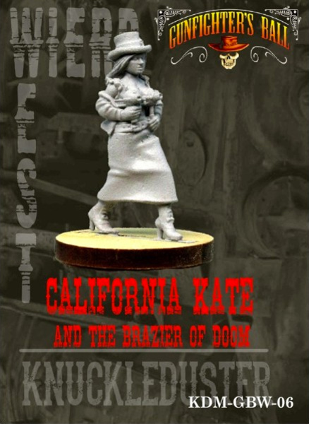 California Kate and the Brazier of Doom