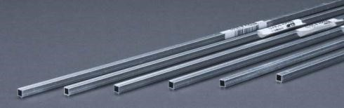 Square Aluminum Tube .014 Wall - 5/3x12 (1)