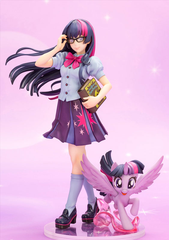My Little Pony Bishoujo Series, Twilight Sparkle 1/7 Scale Figure
