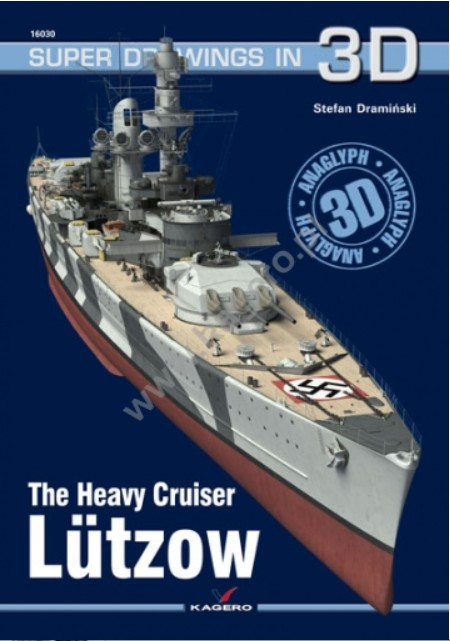 Super Drawings 3D: The Heavy Cruiser Lutzow