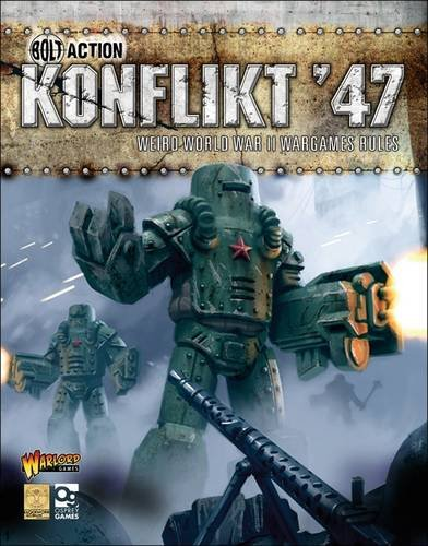 Konflikt 47 Rulebook - ONLY 1 AVAILABLE
