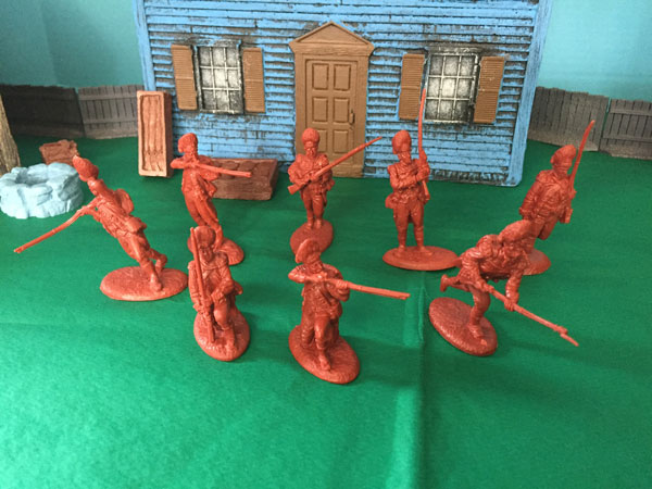British Grenadiers Playset (16)
