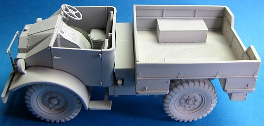 WWII CMP Ford F15 Military Truck (Resin)