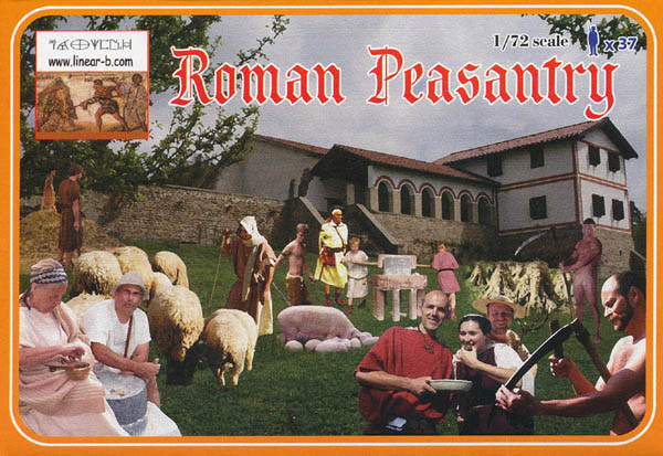 Roman Peasants & Farmers