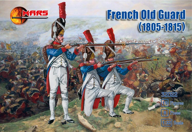 French Napoleonic Old Guard 1805 - 1815