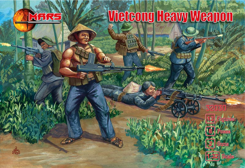 Vietcong Heavy Weapons
