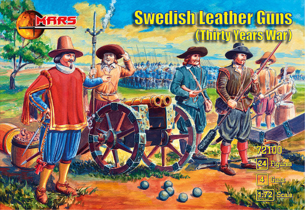 Swedish Leather Guns - Thirty Years War