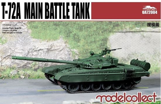 T72A Main Battle Tank
