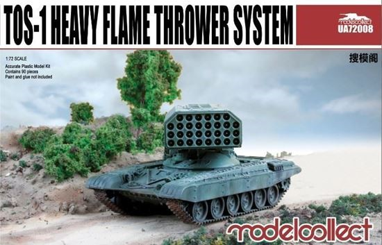 TOS1 Heavy Flamethrower System